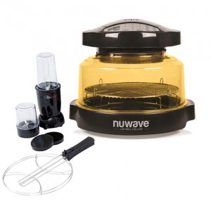The NuWave Pro Plus package - incredible value including over $200 of free gifts and upgrades