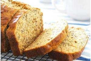 NuWave Oven Pro Plus - Recipes: Banana Bread