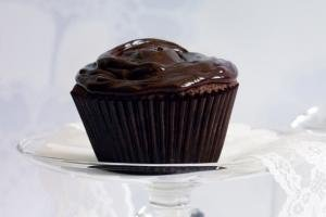 NuWave Oven Pro Plus - Recipes: Eggless Chocolate Cupcakes