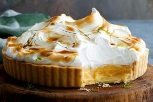 NuWave Oven Pro Plus - Recipes: Lemon Meringue Pie