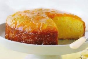NuWave Oven Pro Plus - Recipes: Lemon Yogurt Syrup Cake