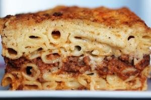 NuWave Oven Pro Plus - Recipes: Pasticcio