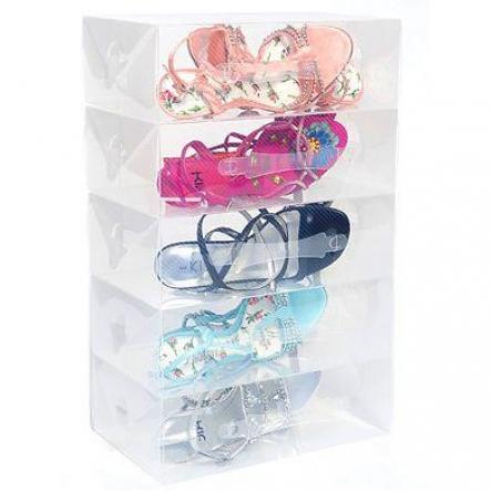 I see shoebox 7